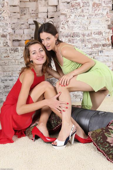 ATK porn Tais and Kristina