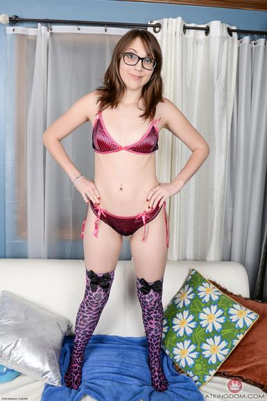 ATK porn Nickey Huntsman