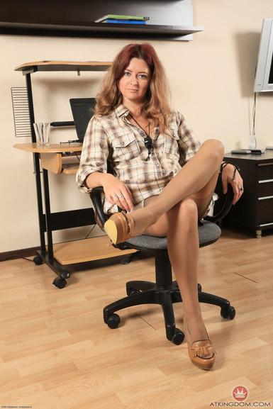 ATK porn Helen Volga